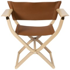 "Hermès Paris, a ""Pippa"" Folding Armchair 'One Pair Available'"