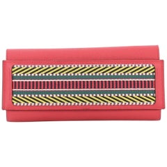 Hermes Passant Wallet Epsom with Cavale Long