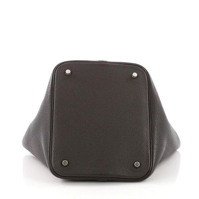 27c2e752133c7 Hermes Picotin Lock Handtasche Clemence GM bei 1stdibs
