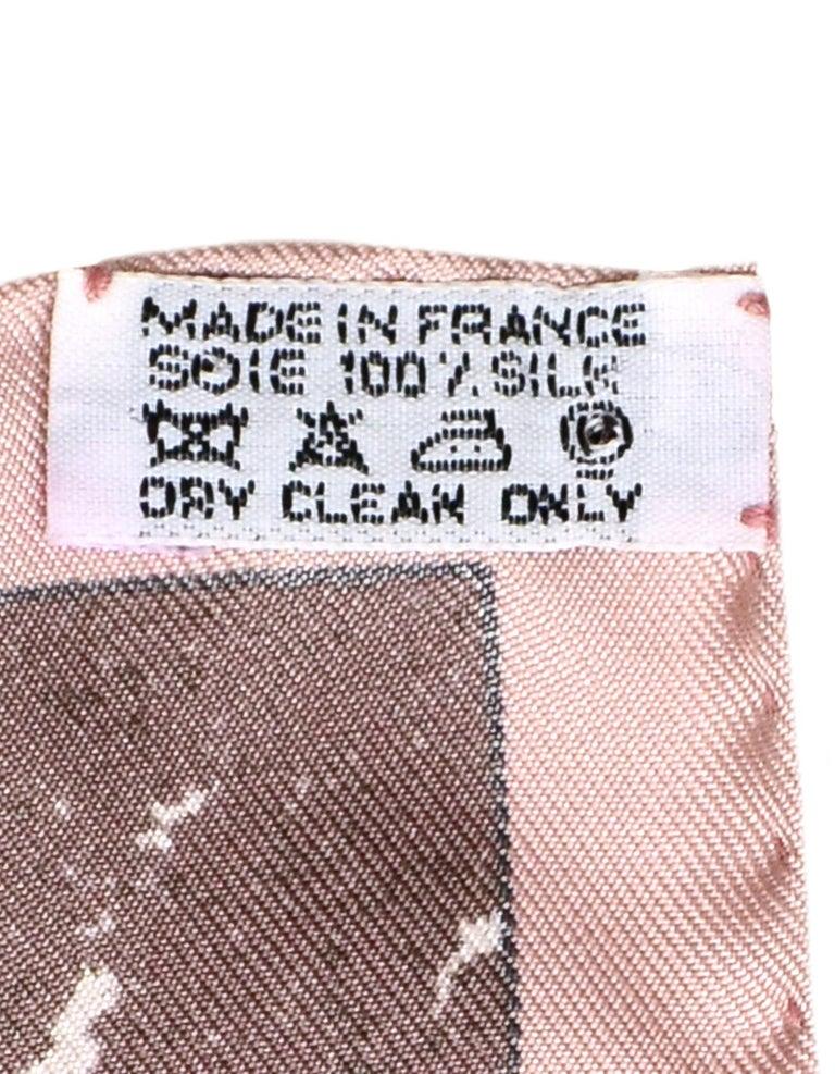 Women's Hermes Pink Grey