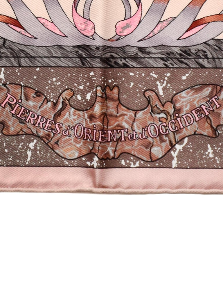 Hermes Pink Grey