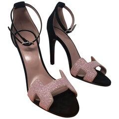 Hermès Pink Heels