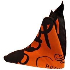 Hermes Pointu  Triangle Brides de Gala by Hugo Grygkar Scarf