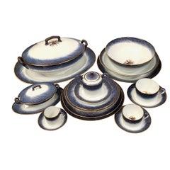 """Hermès Porcelain """" L'année Feu d'Artifice """" Tableware Set"""