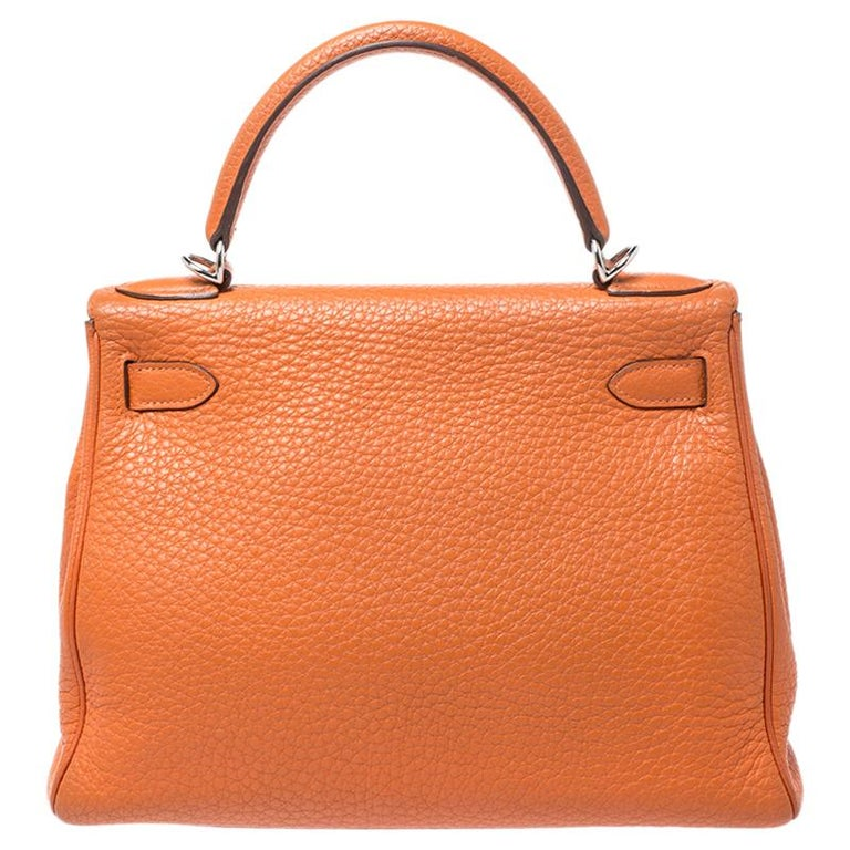 After Grace Kelly, the Hollywood star and a princess, used her Hermes bag to hide her baby bump and subsequently, the public started referring the bag after her name, Hermes officially titled it after her, and thus the Kelly bag was born. Gone