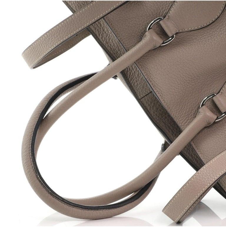 Hermes Pursangle Bag Leather 35 For Sale 6