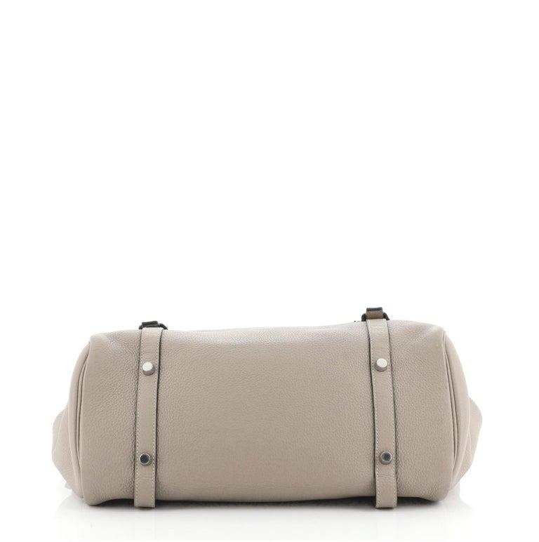 Hermes Pursangle Bag Leather 35 For Sale 1