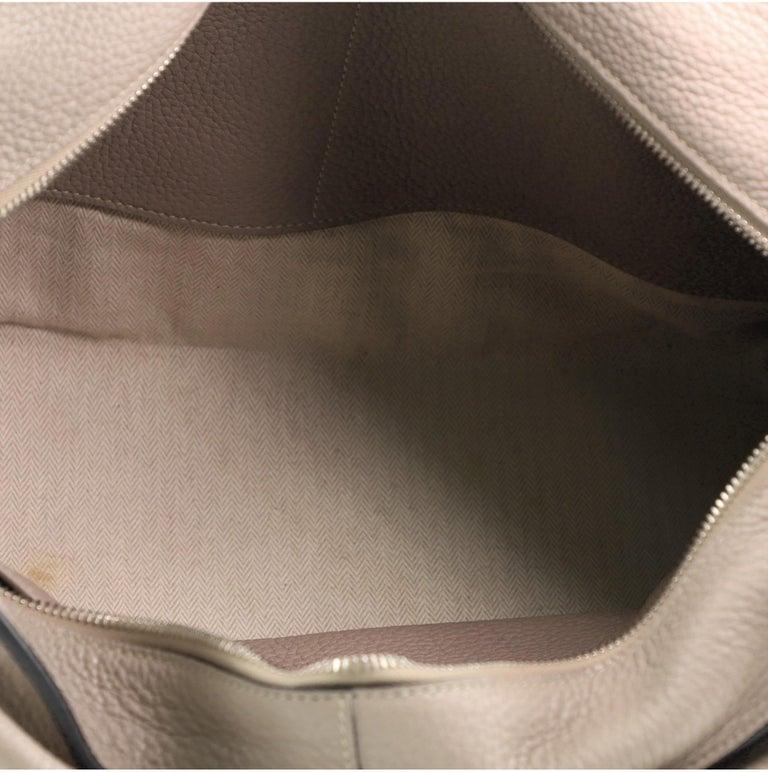 Hermes Pursangle Bag Leather 35 For Sale 2