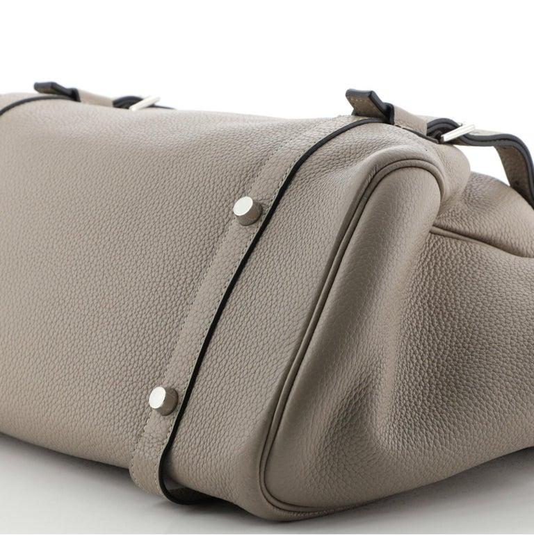 Hermes Pursangle Bag Leather 35 For Sale 3