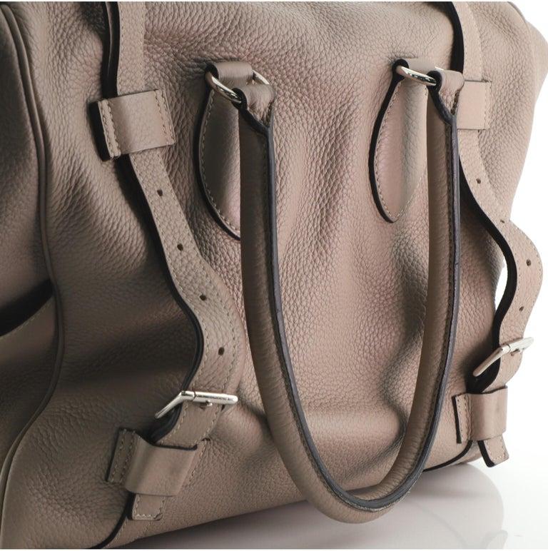 Hermes Pursangle Bag Leather 35 For Sale 4
