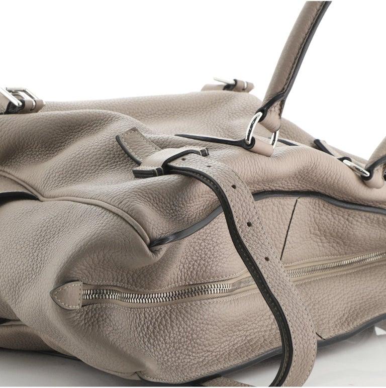 Hermes Pursangle Bag Leather 35 For Sale 5