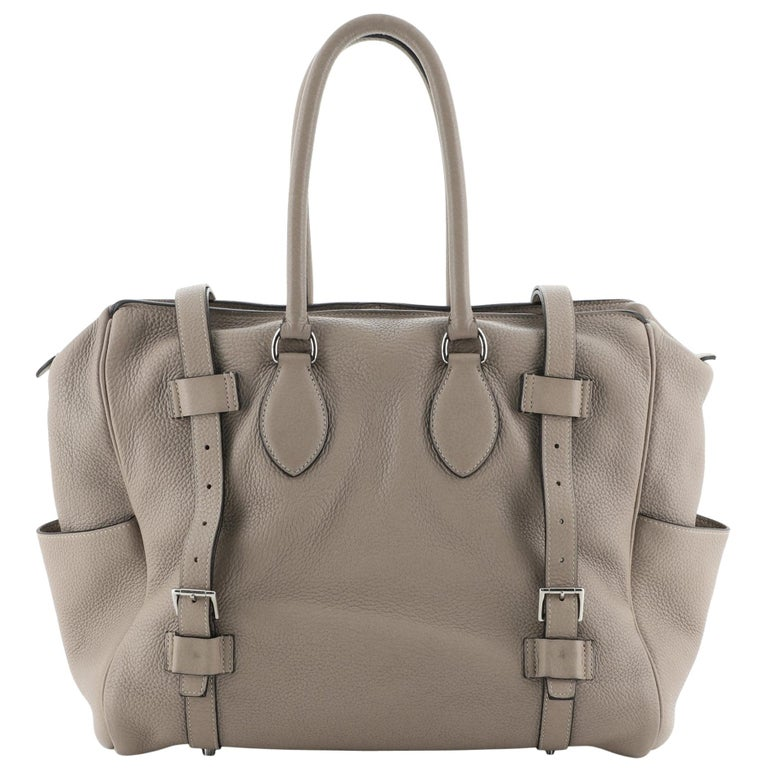 Hermes Pursangle Bag Leather 35 For Sale