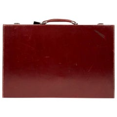 Hermes Rigid Vanity Case in Leather
