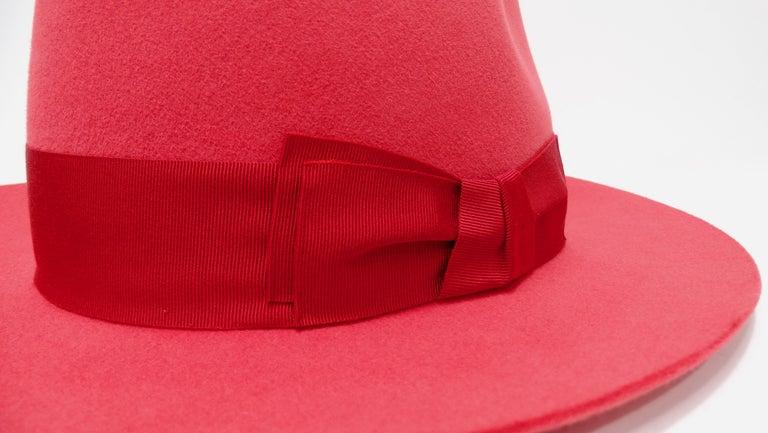 Hermés Fedora Hat  For Sale 2