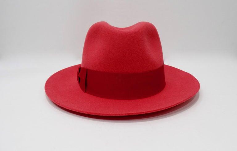 Hermés Fedora Hat  For Sale 4