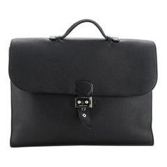 Hermes Sac a Depeches Bag Clemence 38