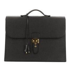 Hermes Sac a Depeches Bag Epsom 38