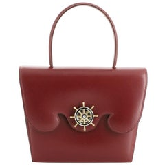 Hermes Sac Fregate Bag Box Calf