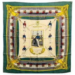 Hermes scarf: Jeanne d' Arc