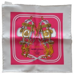 Hermes Scarf Nano Brides de Gala  New With  Box