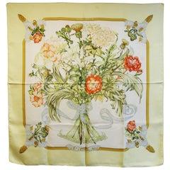Hermès scarf Regina limited edition by Leila Menchari 2002