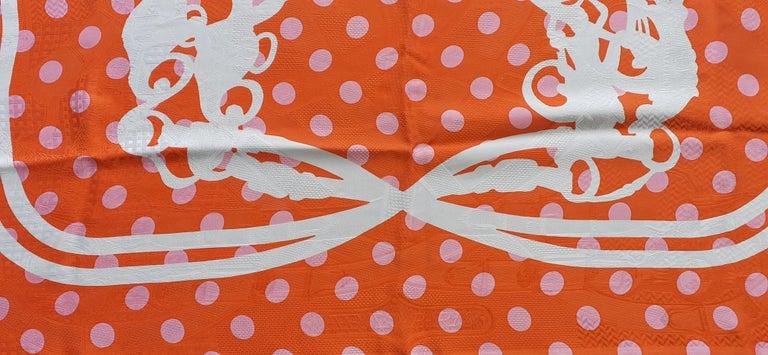 Gorgeous Authentic Hermès Scarf  Pattern: