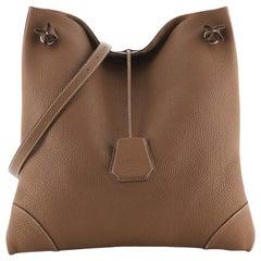 Hermes Silky City Bag Clemence 33
