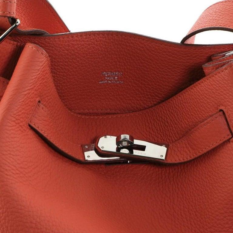 Hermes So Kelly Bag Togo 22 For Sale 1
