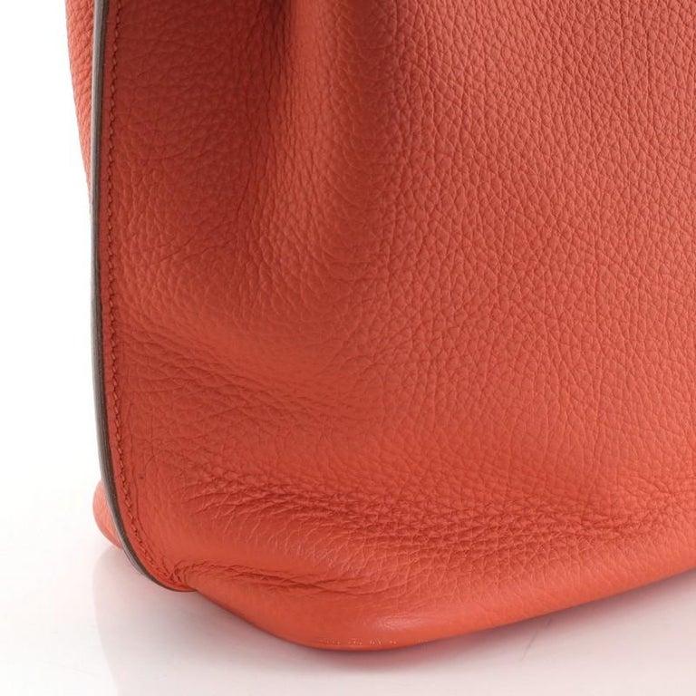 Hermes So Kelly Bag Togo 22 For Sale 2