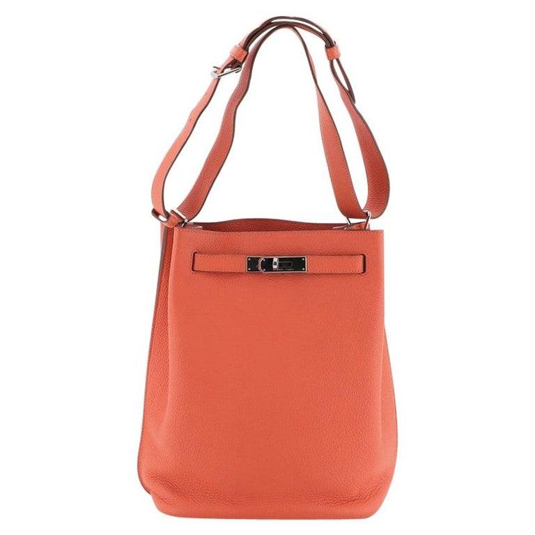 Hermes So Kelly Bag Togo 22 For Sale