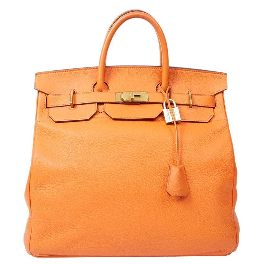 HERMES Taurillon Clemence Top Belt Bag