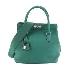 Hermes Toolbox Handbag Swift 26