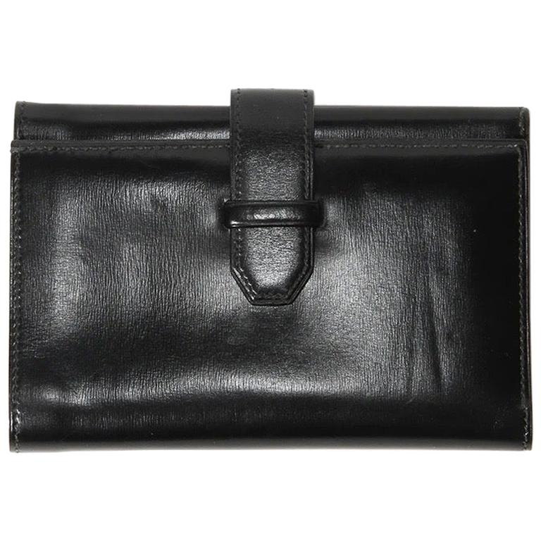 Hermès Trifold Wallet