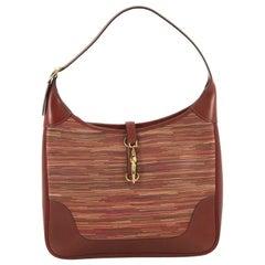 Hermes Trim II Bag Vibrato and Leather 31