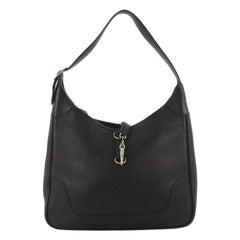 Hermes Trim II Handbag Clemence 35