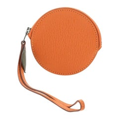 Hermes Tutti Frutti Coin Pouch Leather Large