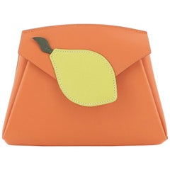 Hermes Tutti Frutti Wallet Leather