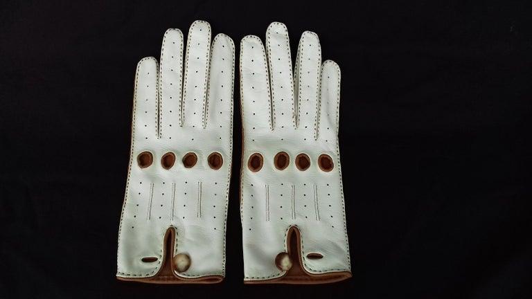 Super Chic Authentic Hermès Gloves
