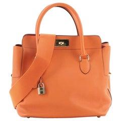 Hermes Verso Toolbox Bag Swift 26
