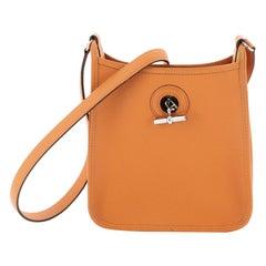 Hermes Vespa Handbag Epsom TPM
