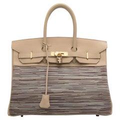 Hermès Vibrato Birkin 35
