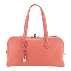 Hermes Victoria Elan Bag Clemence 38