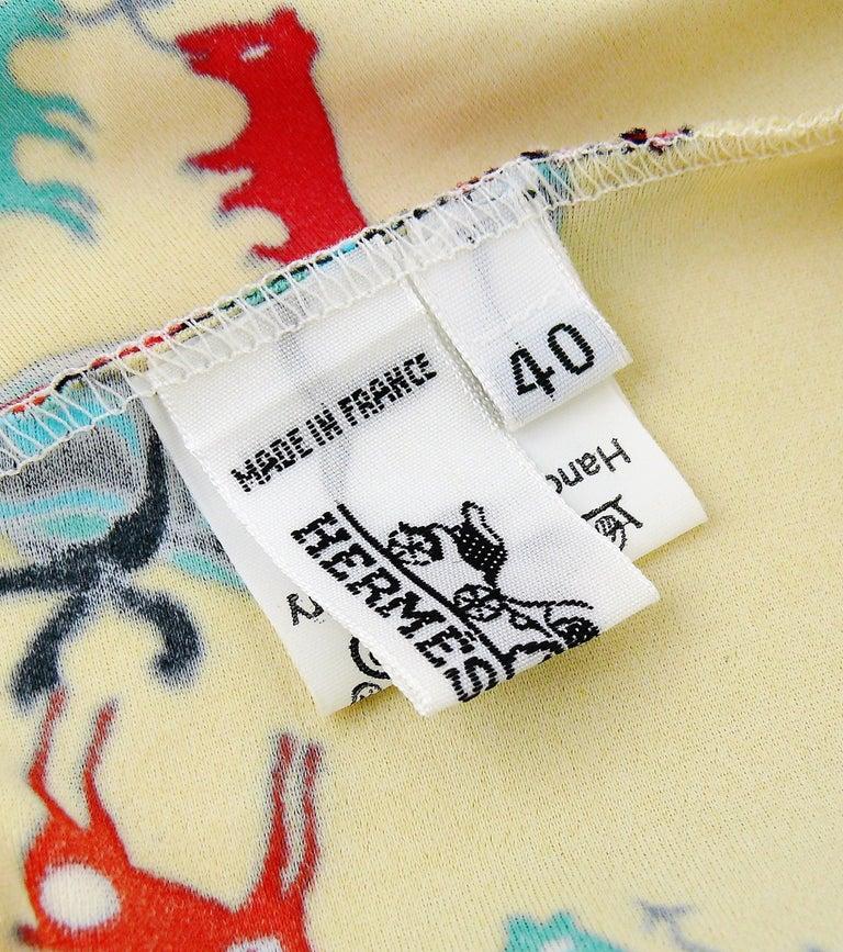 Hermes Vintage Kachina Legging  For Sale 5