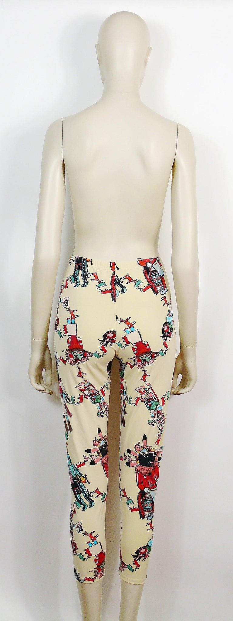Hermes Vintage Kachina Legging  For Sale 3