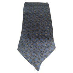 Hermes Vintage multicoloured tie