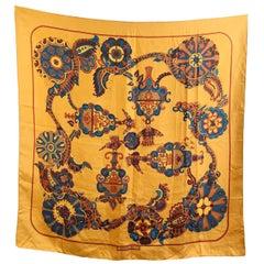 Hermes Vintage Silk Scarf Cendrillon 1972 Karin Swildens