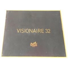"""Hermes Visionaire Number 32 """"Where?"""" Limited Edition"""