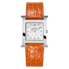 Hermès Watch Heure H MM HH1.510.290/ZAR