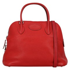 Hermes Woman Bolide Red