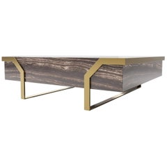 Hermosa Coffee Table by Ortiz Milano